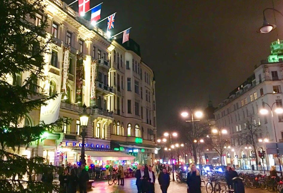 Utelivsguide: Dejt i Stockholm - Rastlsheten
